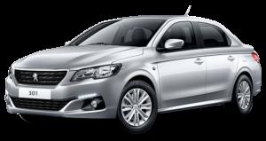 Peugeot 301 2013 — 2015
