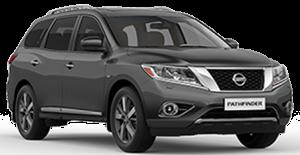 Nissan Pathfinder IV (R52) 5 мест 2014 — н.в.