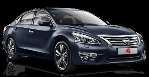 Nissan Teana I 2003 — 2008