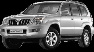Toyota Land Cruiser Prado 120 2002 — 2009