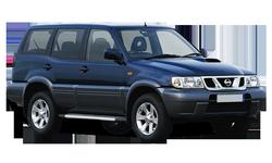Nissan Terrano II рестайлинг 1999 — 2006