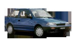 Suzuki Swift II рестайл правый руль 1995 — 2003