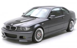 BMW 3 (E46) 1998 — 2005