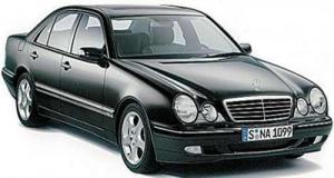 Mercedes-Benz Е-класс II (W210) 4 matic 1995 — 2003