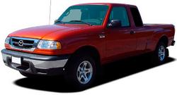 Mazda B-Series 1998 — 2006