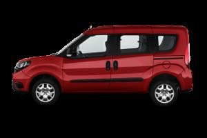 Fiat Doblo 5 мест 2001 — 2005