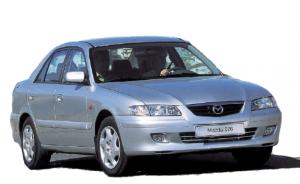 Mazda 626 (GF) 1997 — 2002