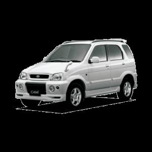 Toyota Cami I (J100) рестайлинг правый руль 2000 — 2006