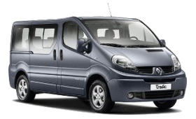 Renault Trafic (X83) 2001 — 2006