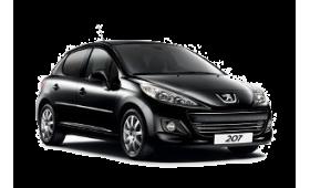 Peugeot 207 2006 — 2013