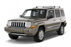 Jeep Commander 2005 — 2010