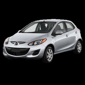 Mazda 2 (DE) 2007 — 2010
