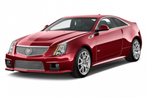 Cadillac CTS ll 2007 — 2014