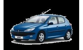 Peugeot 206 1998 — 2012