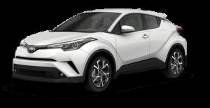 Toyota C-HR I 2016 — 2019