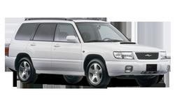 Subaru Forester I (SF) 1997 — 2002