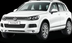 Volkswagen Touareg II 2010 — н.в.