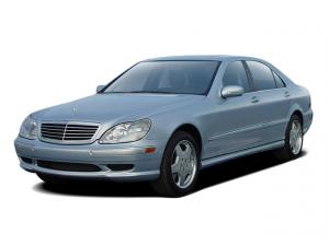 Mercedes-Benz S-класс IV (W220) 1998 — 2005