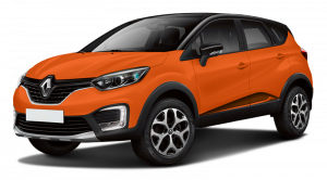 Renault Kaptur 2016 — н.в.