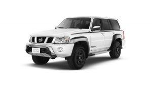Nissan Patrol (Y61) Арабская сборка 1997 — 2004