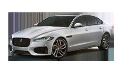 Jaguar XF II 2015 — н.в.