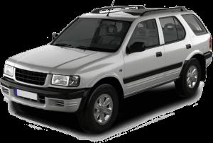 Opel Frontera A 3дв 1992 — 1998