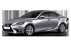 Lexus IS III 2013 — н.в.
