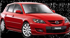 Mazda 3 (BK) седан правый руль 2003 — 2009