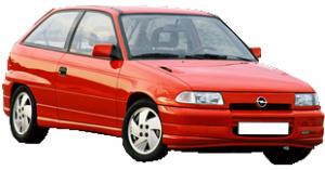 Opel Calibra хэтчбэк 2дв 1989 — 1997