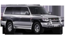 Mitsubishi Pajero II 1990 — 2004