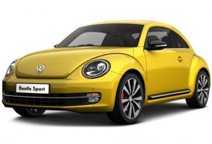 Volkswagen Beetle A5 хэтчбек 3дв 2013 — 2016