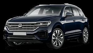 Volkswagen Touareg III 2018 — н.в.