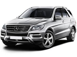 Mercedes-Benz M — klasse III (W166) 2011 — н.в.