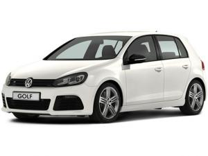 Volkswagen Golf VI 2009 — 2012