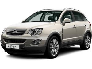 Opel Antara I рестайлинг 2010 — 2015