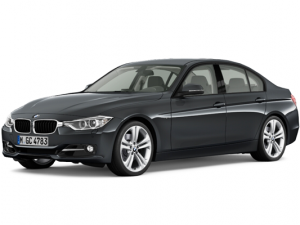 BMW 3 (F30, F31) 2012 — н.в.