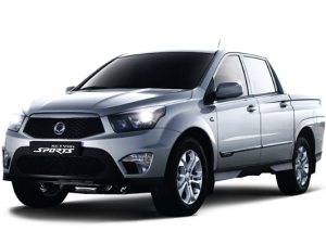 Ssang Yong Actyon sport II 2012 — 2015