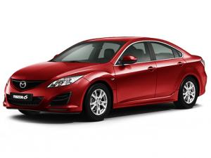 Mazda 6 II (GH) 2007 — 2012