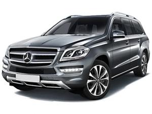 Mercedes-Benz GLS (X166) 2015 — н.в.