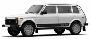 ВАЗ-2131 Лада 4×4 5D Нива 1995 — 2009