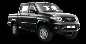 UAZ Pickup 2013 — 2014