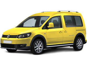 Volkswagen Caddy III минивэн 2004 — 2015