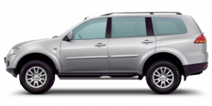 Mitsubishi Pajero Sport II (Montero Sport II) 2008 — 2015