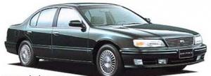 Nissan Cefiro II правый руль 1994 — 2000
