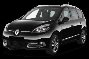 Renault Scenic III 5 мест 2009 — 2016
