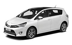 Toyota Verso I рестайлинг 2012 — н.в.