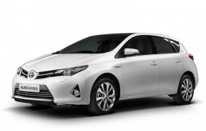 Toyota Auris I 2006 — 2012