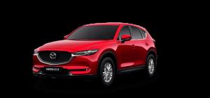 Mazda CX-5 II 2017 — н.в.