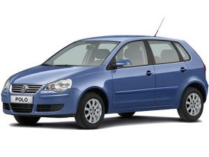 Volkswagen Polo IV 2001 — 2009