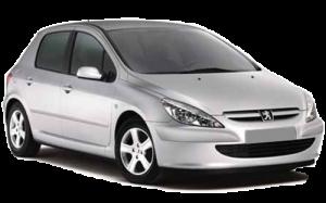Peugeot 307 2001 — 2008